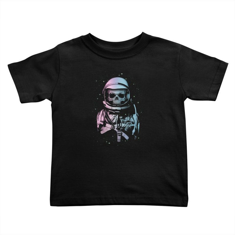 Death In Space Kids Toddler T-Shirt by immortalized's Artist Shop
