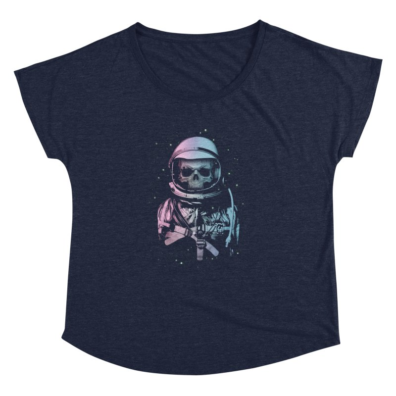 Death In Space Women's Dolman by immortalized's Artist Shop