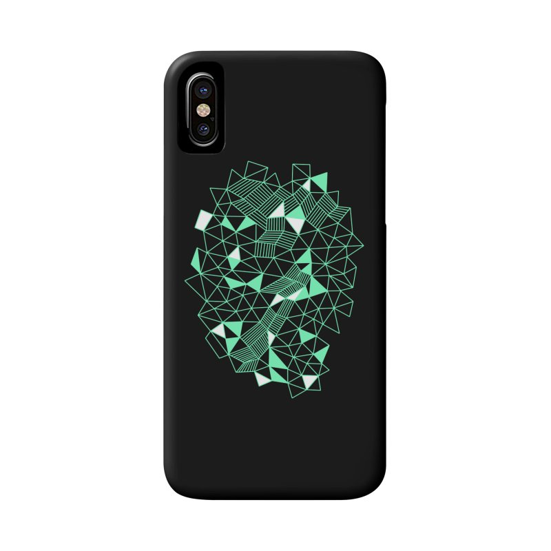 Flesh mesh Accessories Phone Case by cospell's Artist Shop