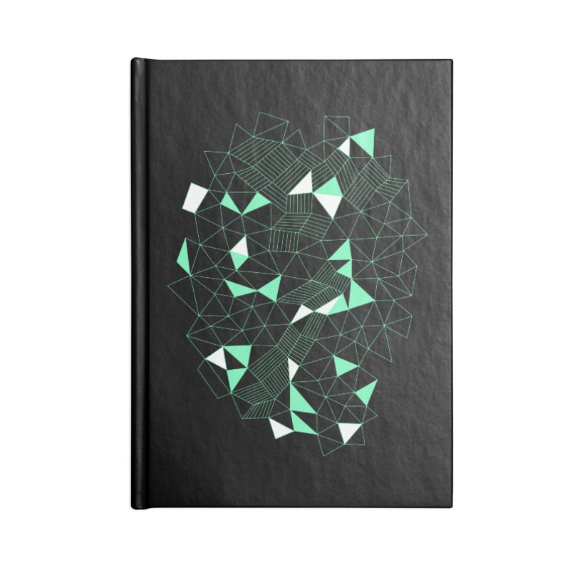 Flesh mesh Accessories Notebook by cospell's Artist Shop
