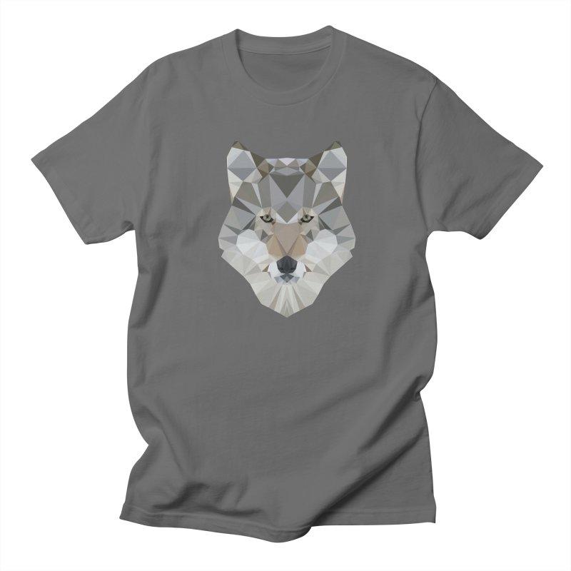 Dawolf Men's T-Shirt by cospell's Artist Shop