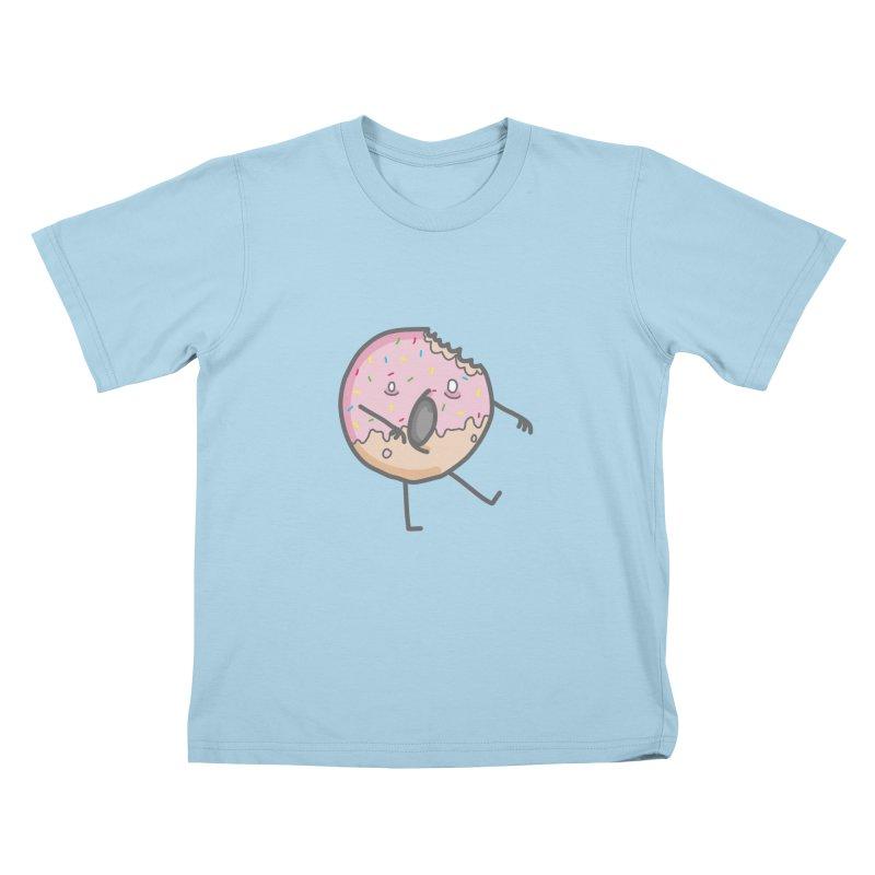 Deadonut Kids T-Shirt by cospell's Artist Shop