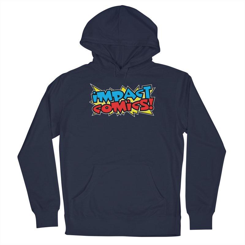 Impact Comics Colour Star logo Men's Pullover Hoody by Impact Comics official merch shop