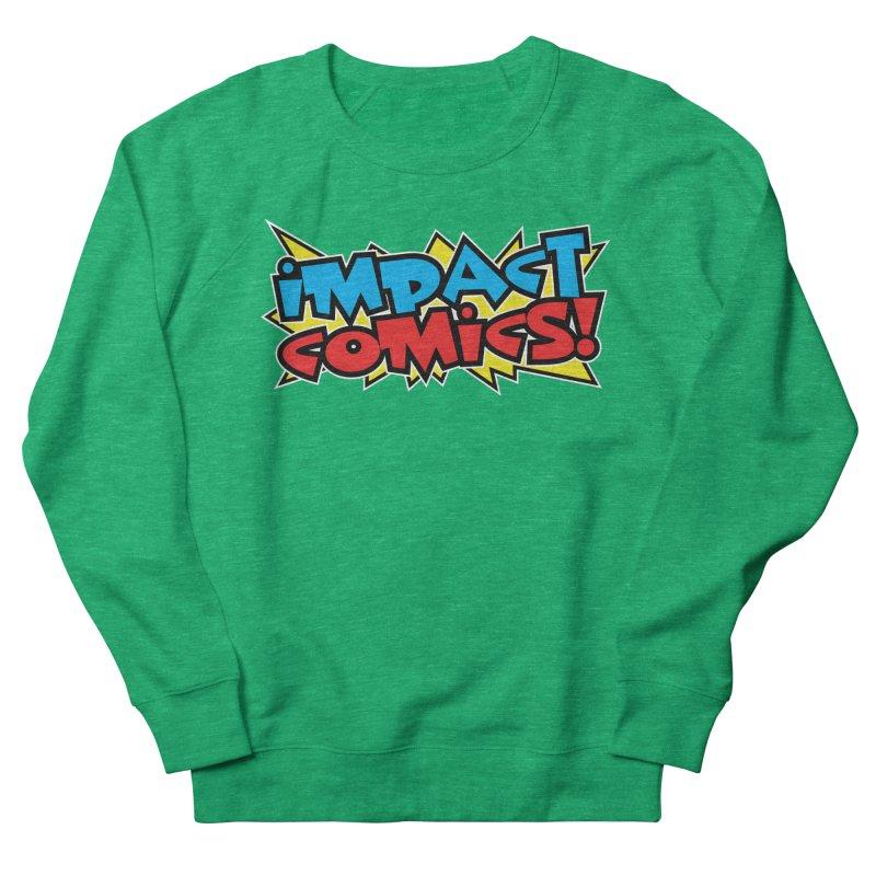 Impact Comics Colour Star logo Women's Sweatshirt by Impact Comics official merch shop