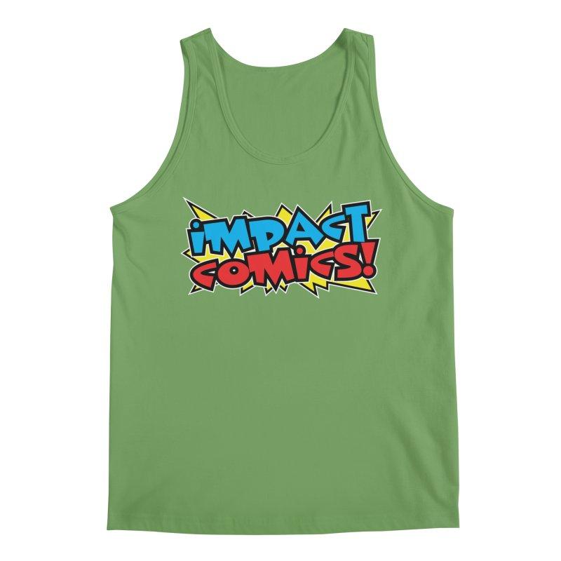 Impact Comics Colour Star logo Men's Tank by Impact Comics official merch shop