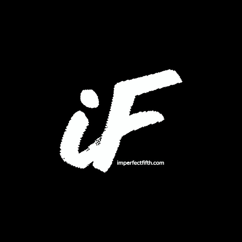 iF logo (white) by Imperfect Fifth's Artist Shop
