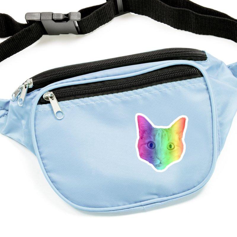 1 Rainbow Kitten! Accessories Sticker by Imperfect Fifth's Artist Shop
