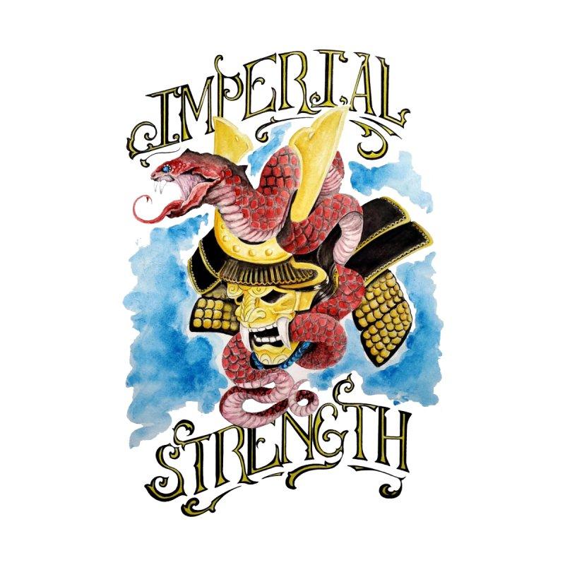 Imperial Samurai Men's T-Shirt by imperialstrength's Artist Shop