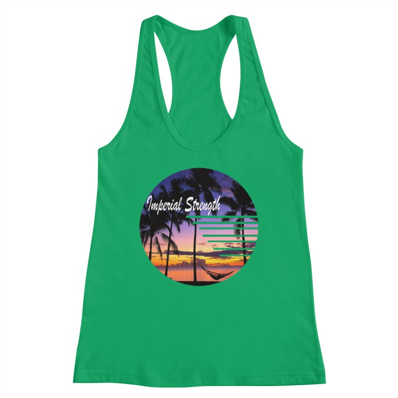 Imperial Sunset Women's Tank by imperialstrength's Artist Shop