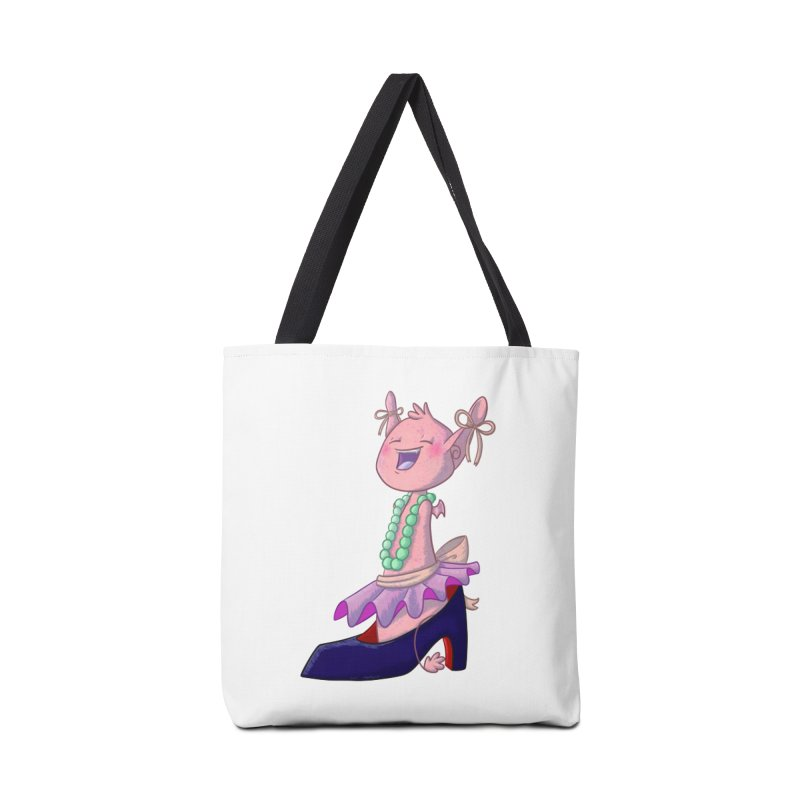 Pretty Accessories Bag by impistry's Artist Shop