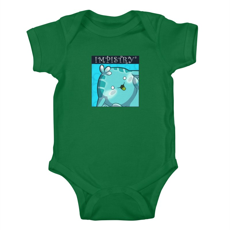 Impistry Kids Baby Bodysuit by impistry's Artist Shop