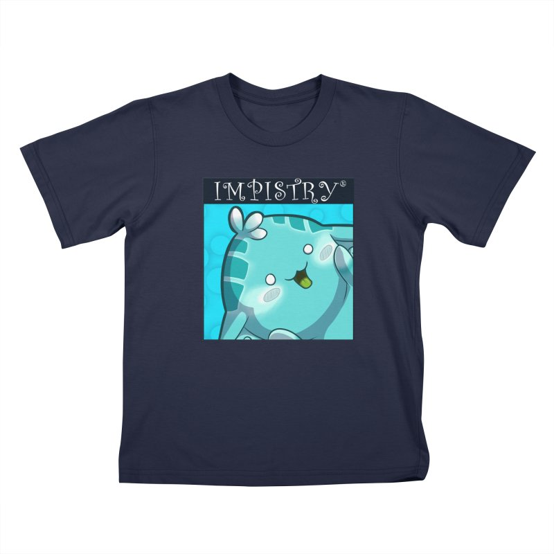Impistry Kids T-Shirt by impistry's Artist Shop