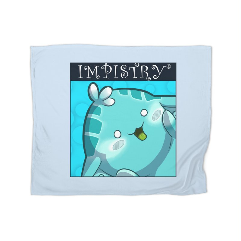 Impistry Home Blanket by impistry's Artist Shop