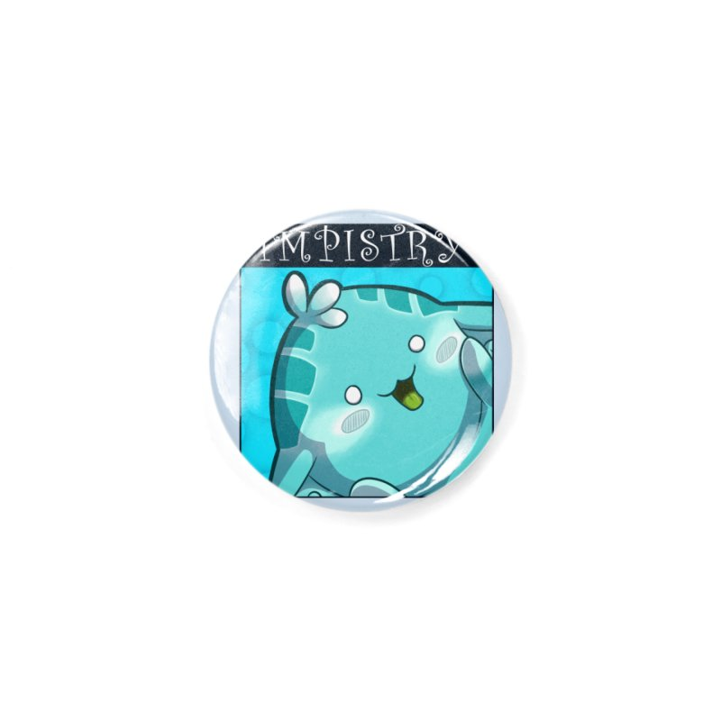 Impistry Accessories Button by impistry's Artist Shop