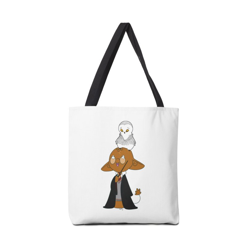 You're a Wizard! Accessories Bag by impistry's Artist Shop