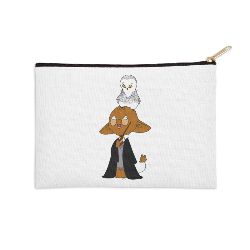 You're a Wizard! Accessories Zip Pouch by impistry's Artist Shop