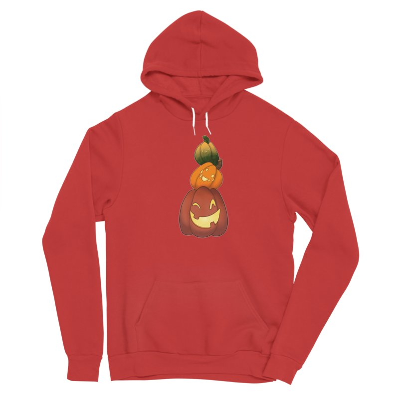 Stack 'o Friends Women's Pullover Hoody by impistry's Artist Shop