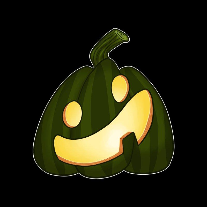 Gooy Goopy Pumpkin Friend Men's T-Shirt by impistry's Artist Shop