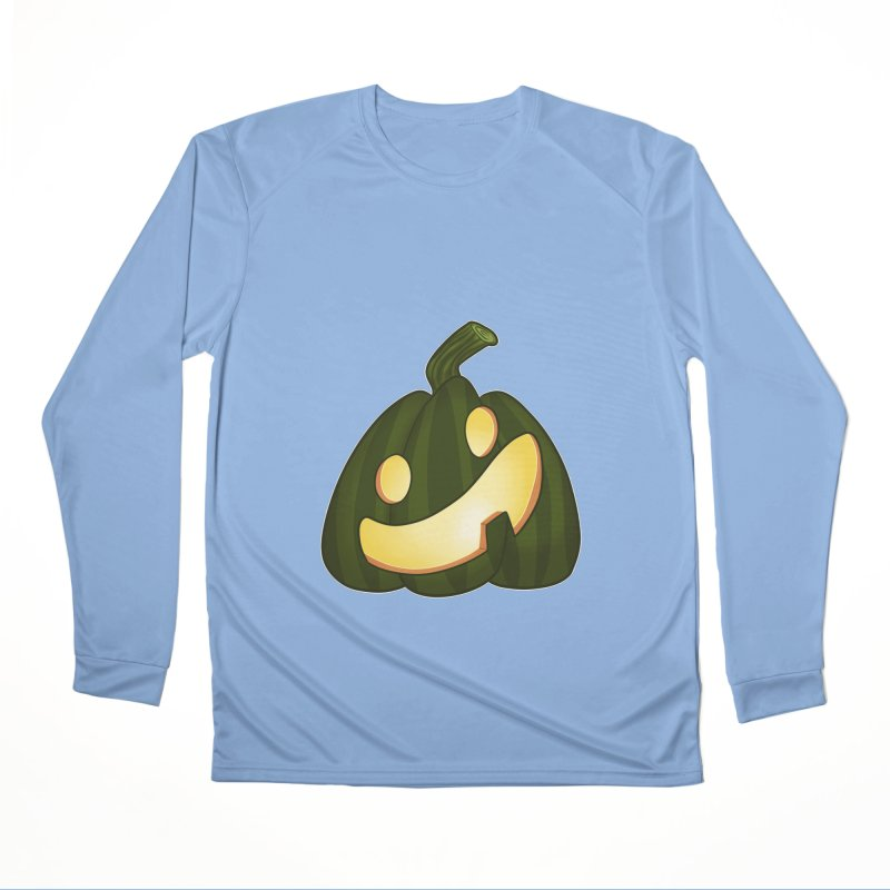 Gooy Goopy Pumpkin Friend Men's Longsleeve T-Shirt by impistry's Artist Shop
