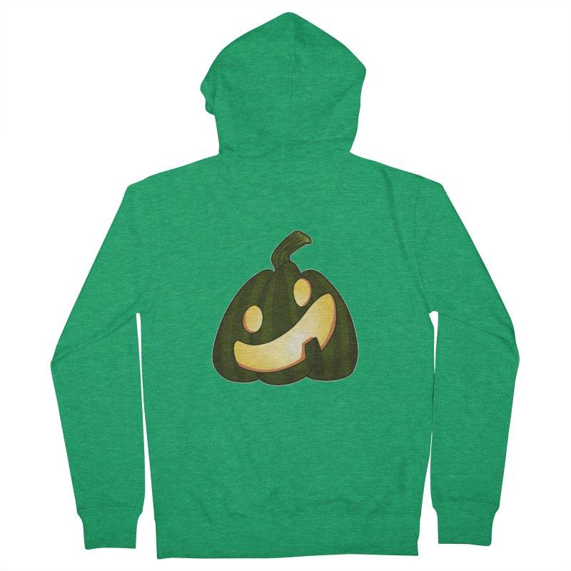 Gooy Goopy Pumpkin Friend Women's Zip-Up Hoody by impistry's Artist Shop