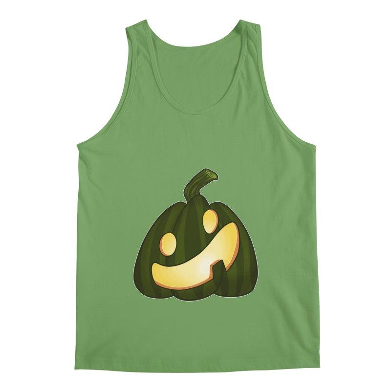 Gooy Goopy Pumpkin Friend Men's Tank by impistry's Artist Shop