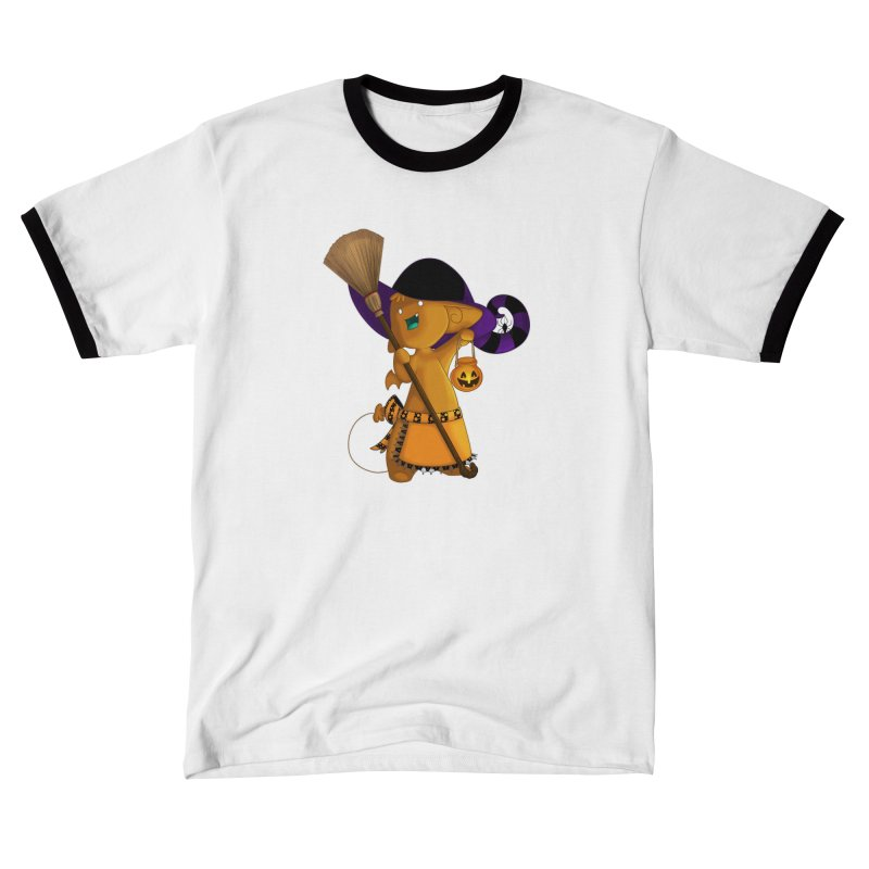 Witchy little helper Men's T-Shirt by impistry's Artist Shop