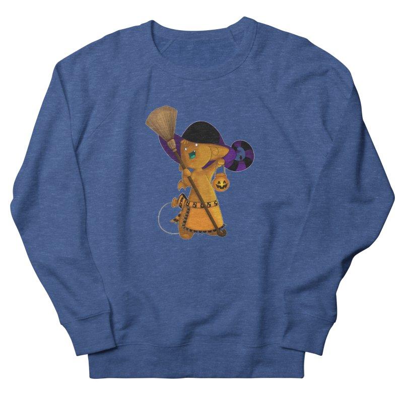 Witchy little helper Men's Sweatshirt by impistry's Artist Shop
