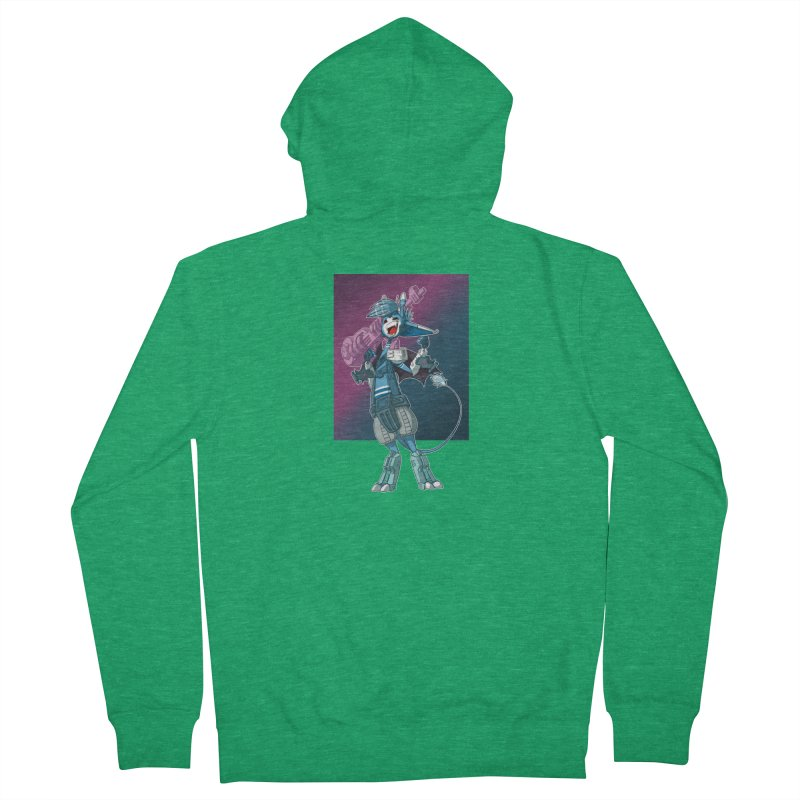 LordOver Men's Zip-Up Hoody by impistry's Artist Shop