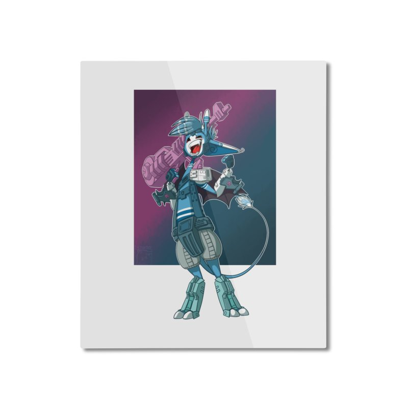 LordOver Home Mounted Aluminum Print by impistry's Artist Shop