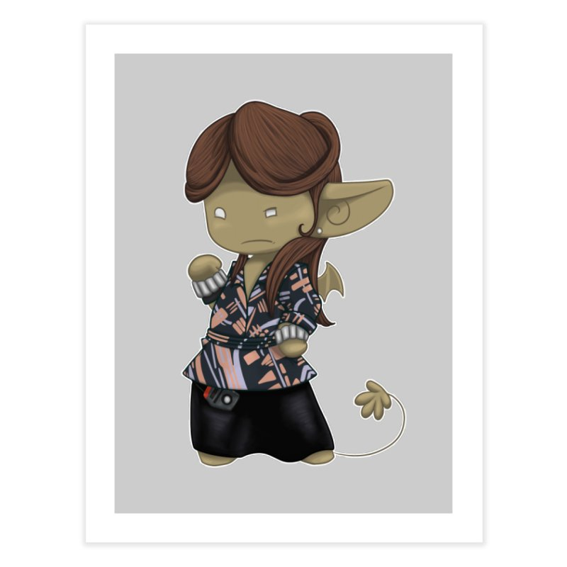 The Rani Impling Home Fine Art Print by impistry's Artist Shop
