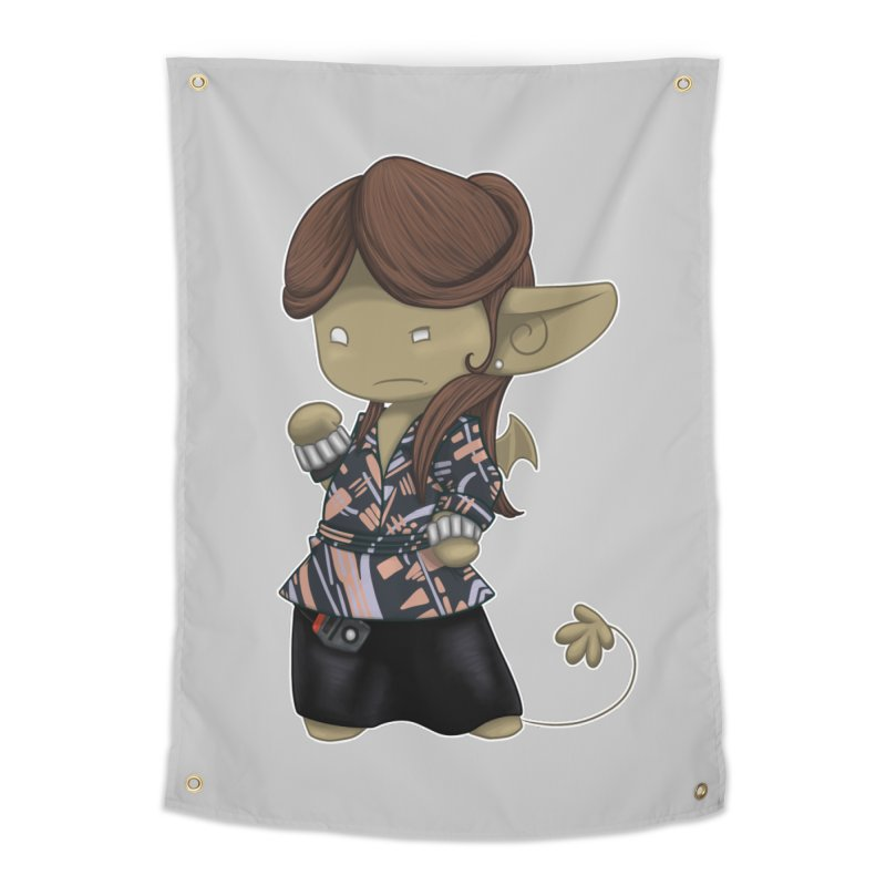 The Rani Impling Home Tapestry by impistry's Artist Shop