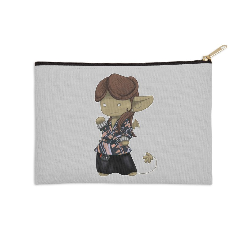 The Rani Impling Accessories Zip Pouch by impistry's Artist Shop