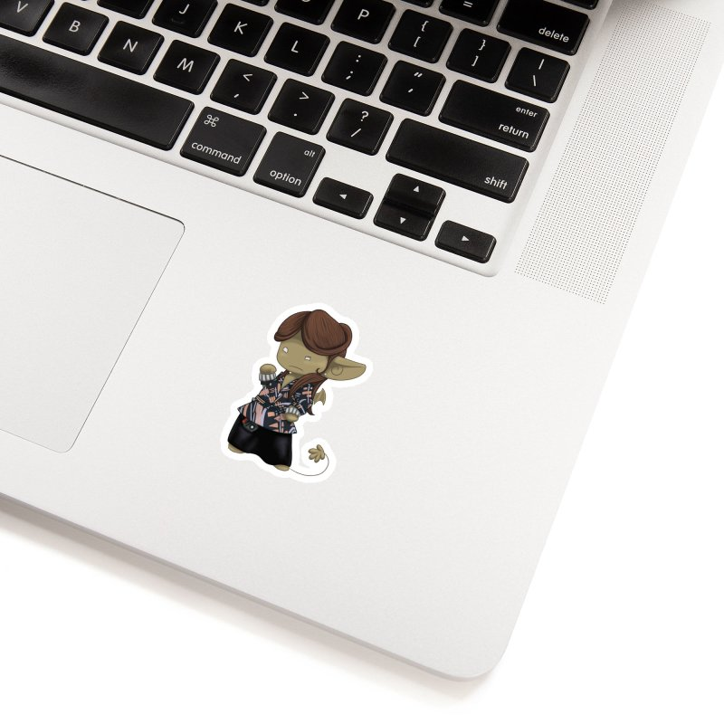 The Rani Impling Accessories Sticker by impistry's Artist Shop