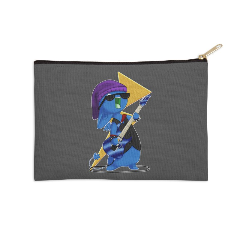 Rock City Accessories Zip Pouch by impistry's Artist Shop
