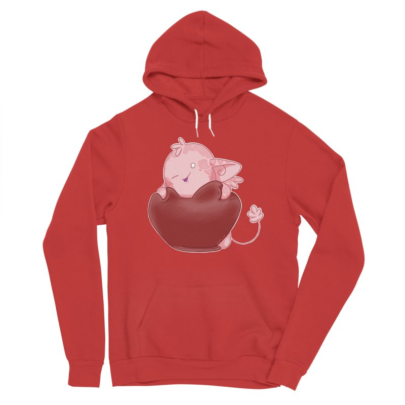 Squishy Heart Men's Pullover Hoody by impistry's Artist Shop
