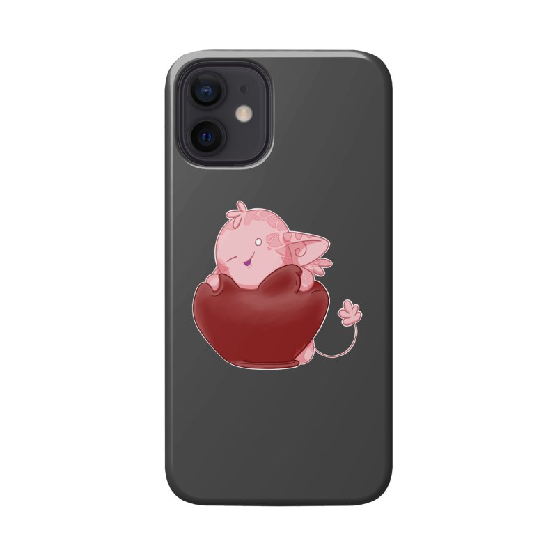 Squishy Heart Accessories Phone Case by impistry's Artist Shop