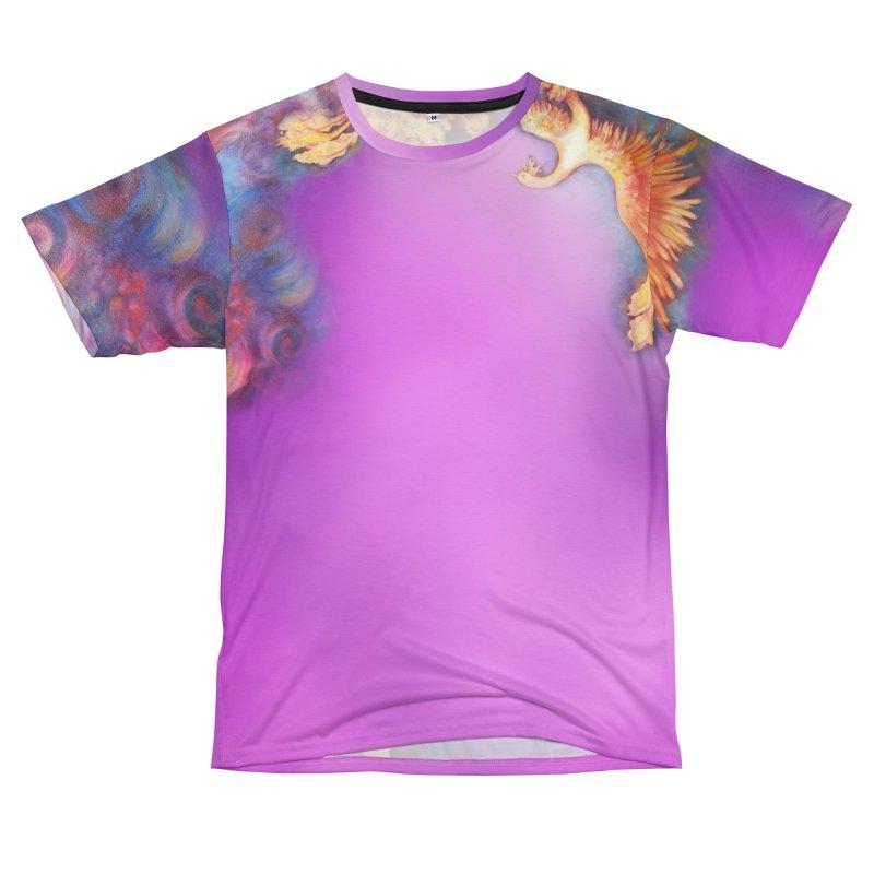 Pinkie Firebird Men's Cut & Sew by Dead Gorgeous Artist Shop