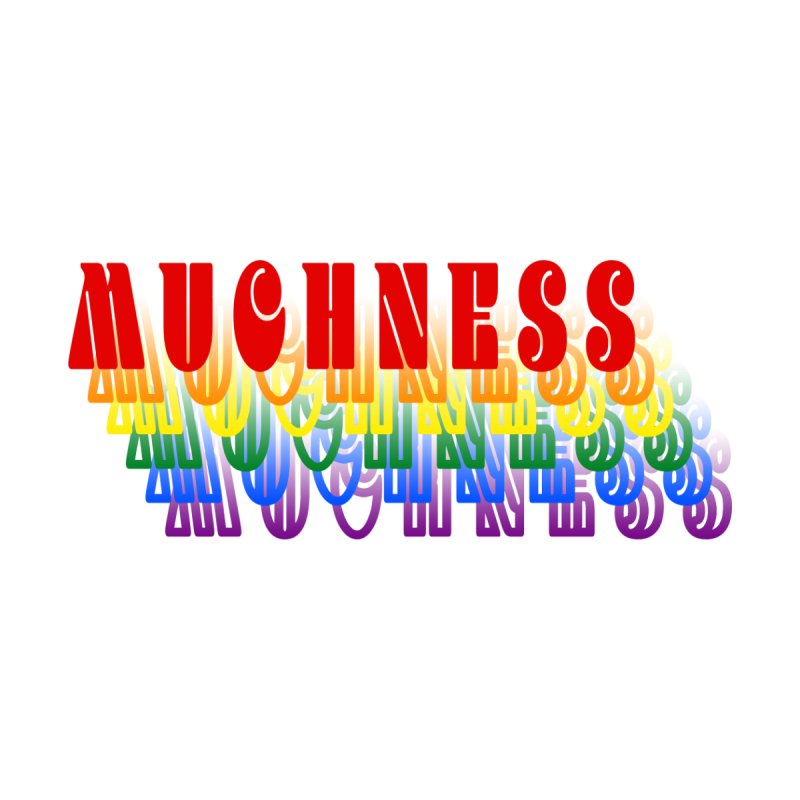 Muchness Accessories Sticker by Inappropriate Wares