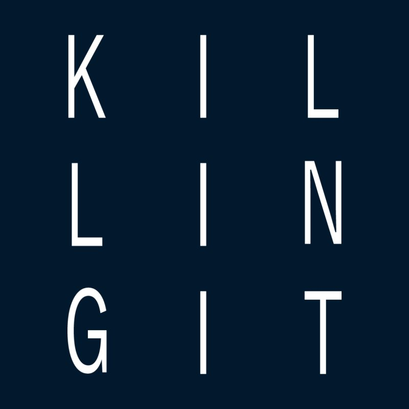 Killing It - White by Inappropriate Wares