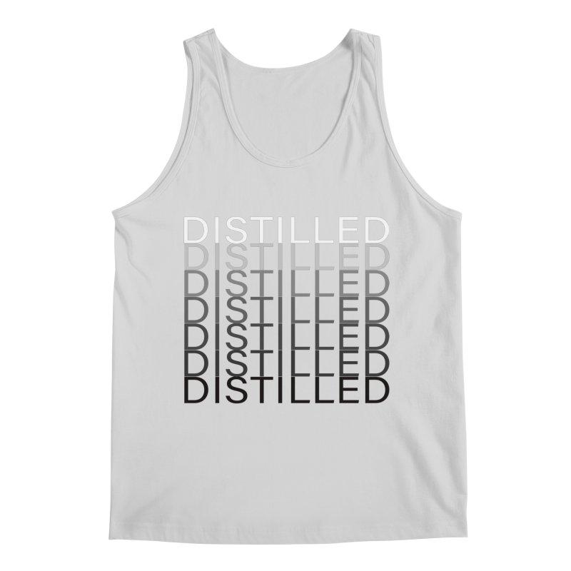 Distilled Alternate Version Men's Regular Tank by Inappropriate Wares