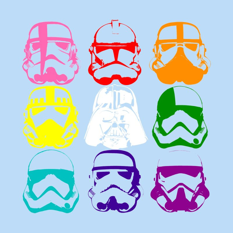 Helmet Wars by Inappropriate Wares