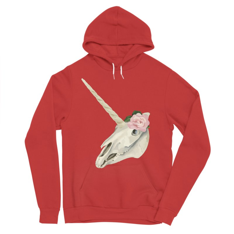 Uni'Keeffe Women's Pullover Hoody by Inappropriate Wares