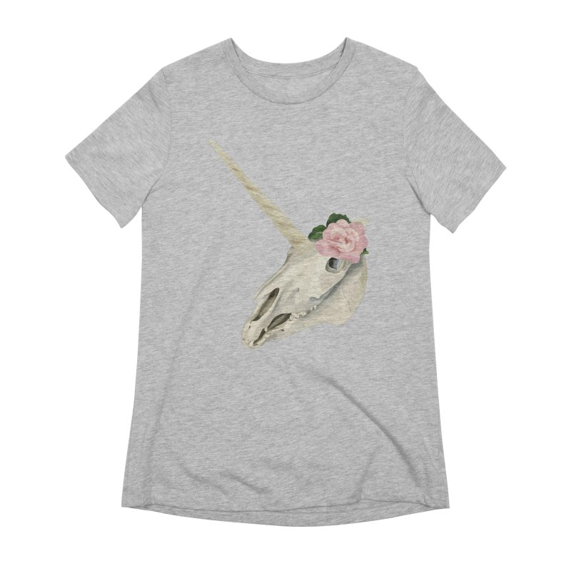 Uni'Keeffe Women's Extra Soft T-Shirt by Inappropriate Wares