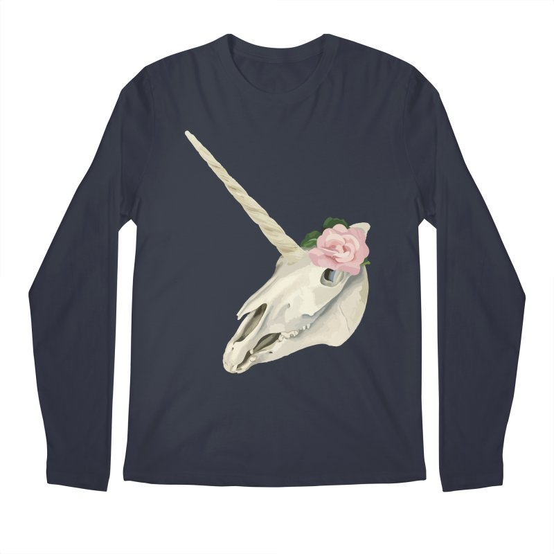Uni'Keeffe Men's Regular Longsleeve T-Shirt by Inappropriate Wares