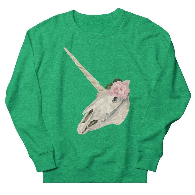 Uni'Keeffe Women's Sweatshirt by Inappropriate Wares