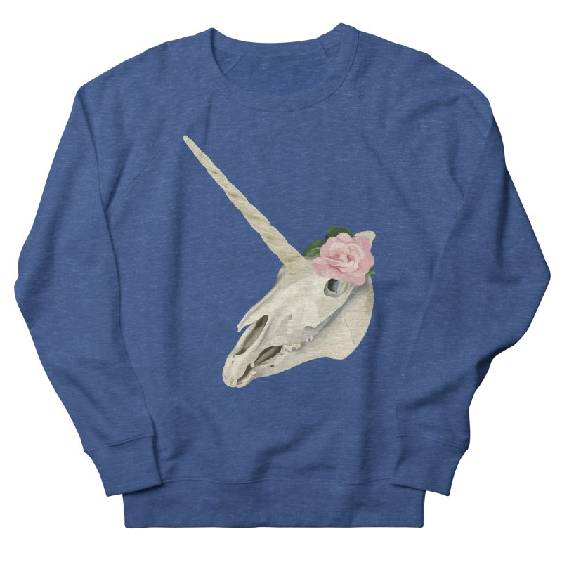 Uni'Keeffe Men's French Terry Sweatshirt by Inappropriate Wares