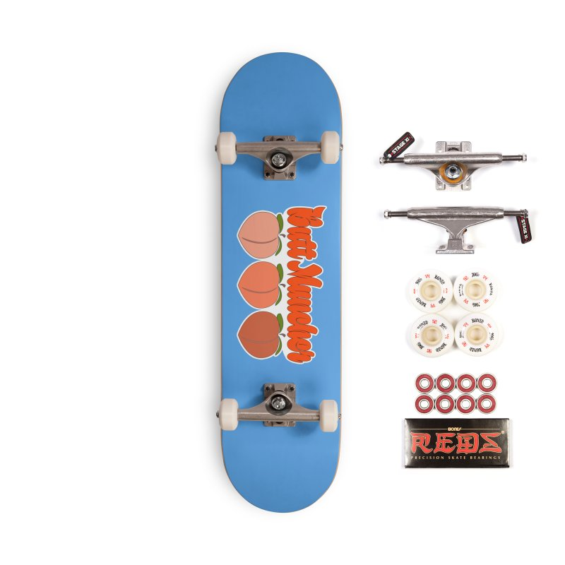Butt Muncher Accessories Complete - Pro Skateboard by Inappropriate Wares