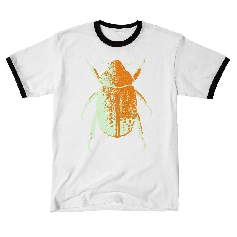 Sherbert Beetle Men's T-Shirt by Inappropriate Wares