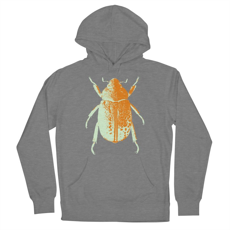 Sherbert Beetle Women's Pullover Hoody by Inappropriate Wares