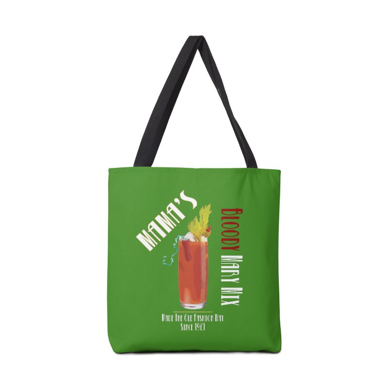 Mama's Bloody Mary Mix Accessories Bag by Inappropriate Wares